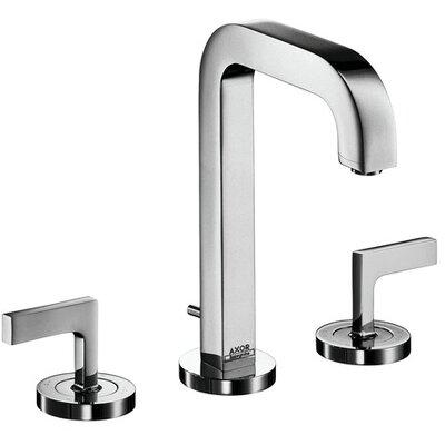 Axor Citterio Double Handles Widespread Standard Bathroom Faucet