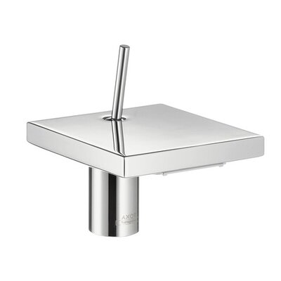 Axor Starck X Single Handle Single Hole Standard Bathroom Faucet