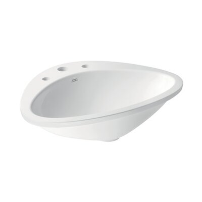 Axor Massaud Specialty Drop-In Bathroom Sink
