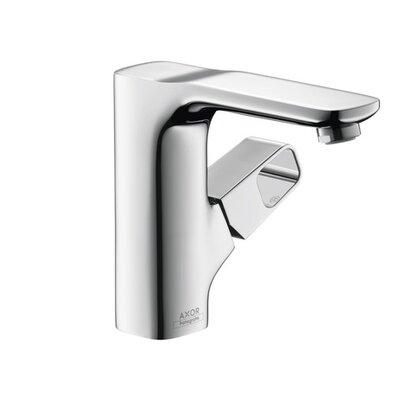 Axor Urquiola Single Handle Single Hole Bathroom Faucet Finish: Chrome