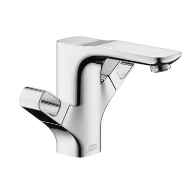 Axor Urquiola Double Handle Single Hole Bathroom Faucet Finish: Chrome