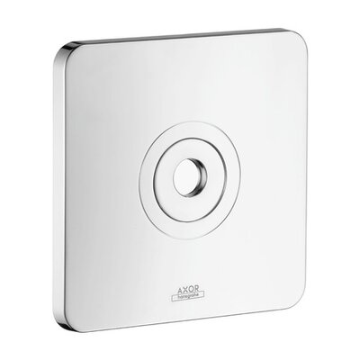 Axor Citterio M Wall Plate for Showerhead Finish: Chrome