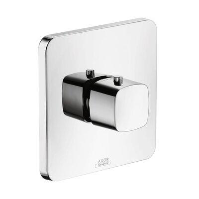 Axor Urquiola Thermostatic Faucet Trim Finish: Chrome
