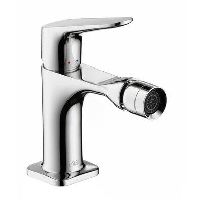 Axor Citterio Single Handle Horizontal Spray Bidet Faucet Finish: Chrome