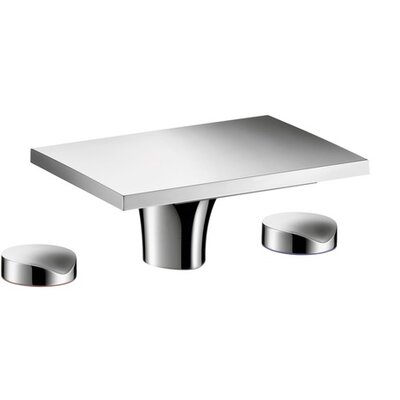 Axor Massaud Double Handle Waterfall Faucet