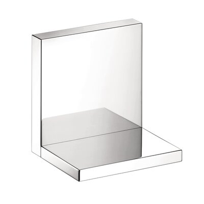 Axor Starck 4.75 x 4.75 Surface Mount Medicine Cabinet Finish: Chrome