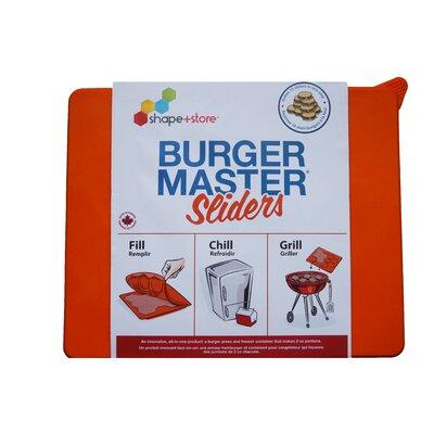 Burger Master 10-in-1 20 Oz  Fridge Bin BMS