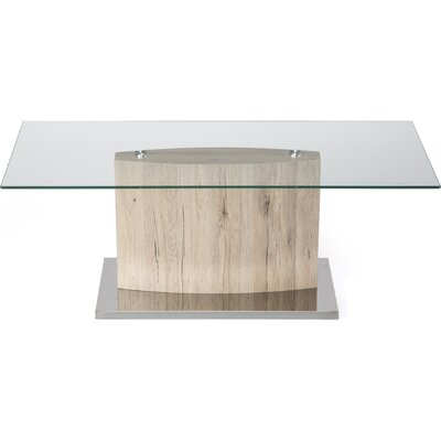 Dai Coffee Table Color: Cypress Tan