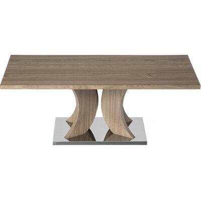 Leverett Coffee Table Color: Walnut Mocha