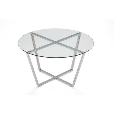 Rodas Glass Coffee Table