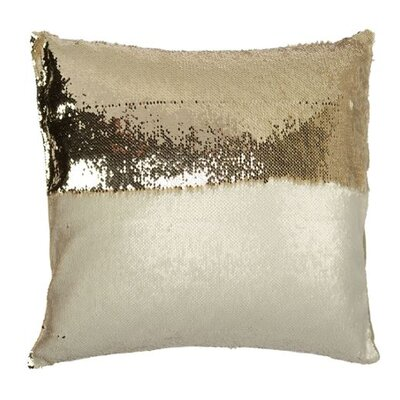 Mermaid Sequins Throw Pillow