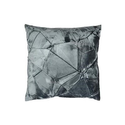 Signature Facet Accent Pillow Color: Solana, Size: 12 x 20