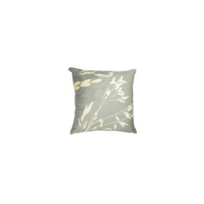 Seeded Eucalyptus Outdoor Throw Pillow Size: 20 x 20