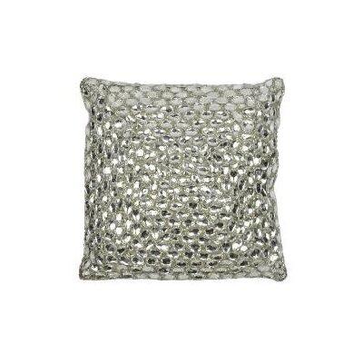 Jewel Accent Pillow Color: Diamond, Size: 12 x 20
