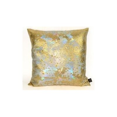 Rockstar AB Moonstone Throw Pillow Color: Gold