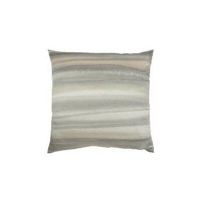 Borealis Throw Pillow Color: Smoky Quartz, Size: 24 x 24