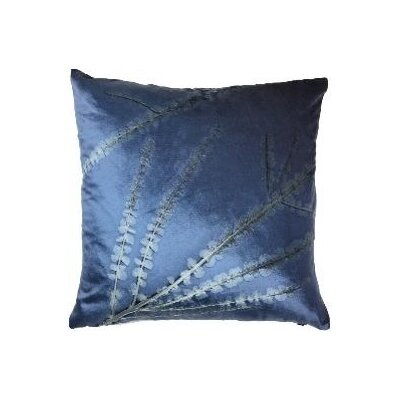 Twilight Bronti Accent Pillow Color: Indigo, Size: 20 x 20