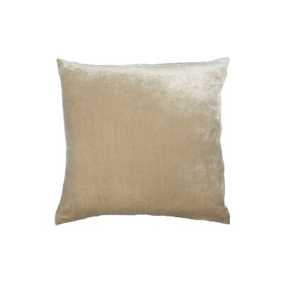 Throw Pillow Color: Steel
