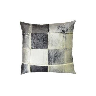 Pyrite Throw Pillow Color: Opal