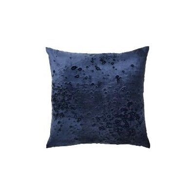 Mineral Throw Pillow Color: Prussian
