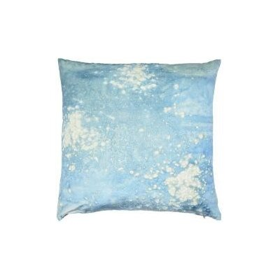 Mineral Throw Pillow Color: Mottled Twilight