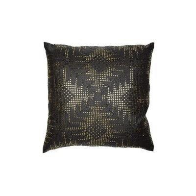 Rockstar Aztec Lace Accent Pillow Color: Black, Size: 20 x 20
