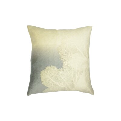 Signature Sea Fan Smolder Outdoor Lumbar Pillow