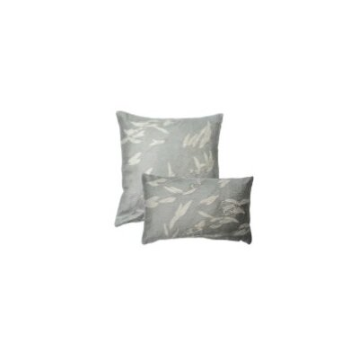 Seeded Eucalyptus Outdoor Lumbar Pillow