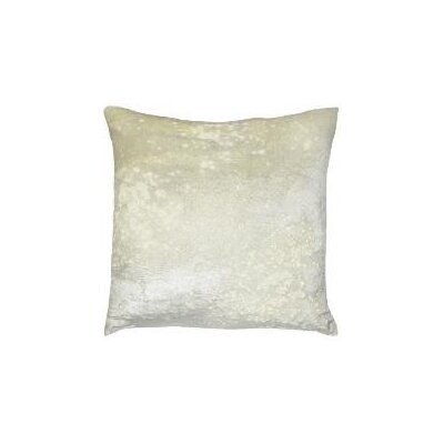 Mineral Throw Pillow Color: Crystal Agate
