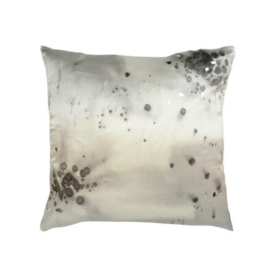 Stardust Lumbar Pillow Color: Silver