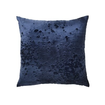 Signature Mineral Lumbar Pillow Color: Prussian