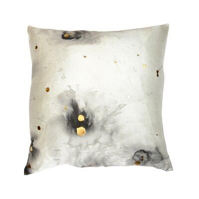 Stardust Lumbar Pillow Color: Gold