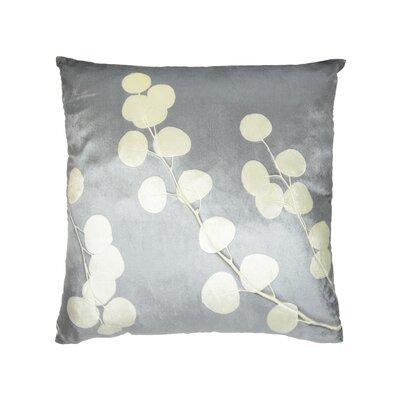 Signature Eucalyptus Lumbar Pillow Color: Smolder Ivoire