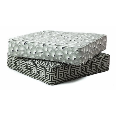 Bohemian Floor Cushion (Set of 2)