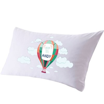 Personalized Dream Big Pillow Case