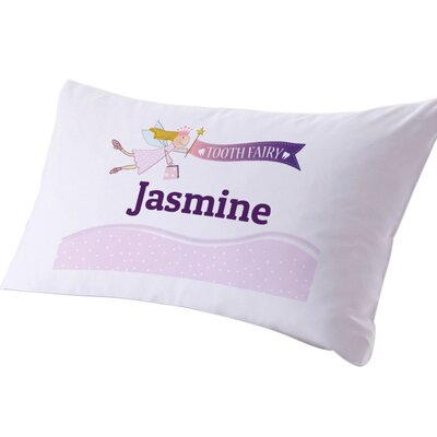 Personalized Girls Tooth Fairy Pillow Case