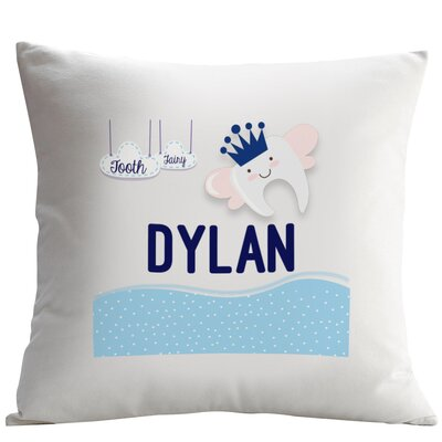 Personalized Tooth Fairy Pillow Cushion Covers
