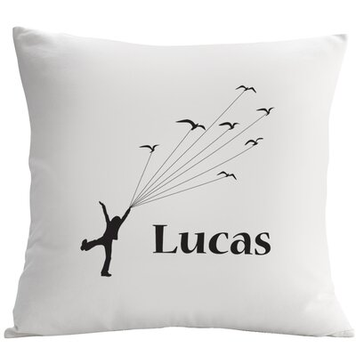 Personalized Flying with Kites Cushion Cover