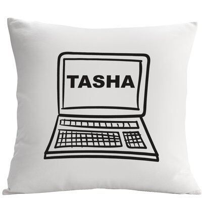 Personalized Laptop Cushion Cover