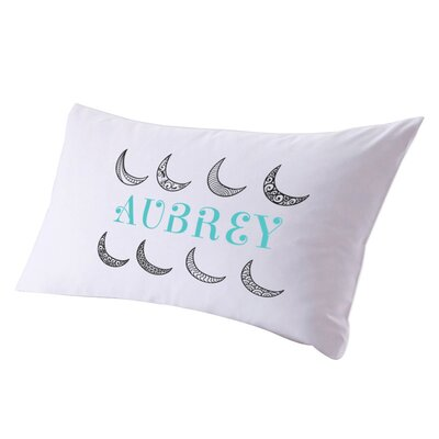 Personalized Moon in the Sky Pillow Case