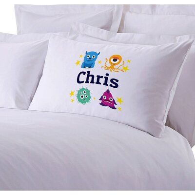 Personalized Kids Pillow Case