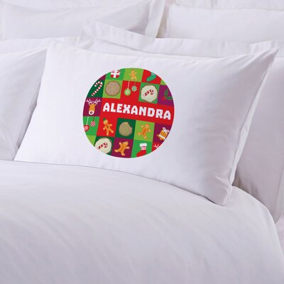 Personalized Kids Farm House Pillow Case