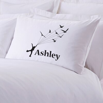Personalized Flying Kites Pillow Case