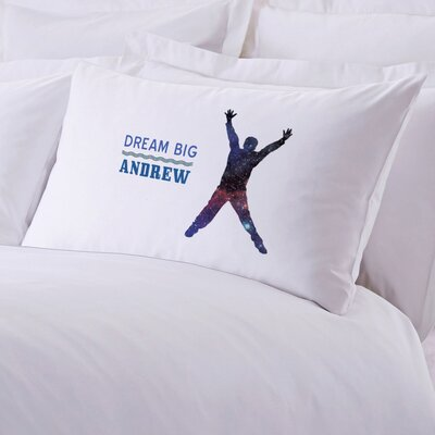 Personalized Follow Your Dreams Pillowcase