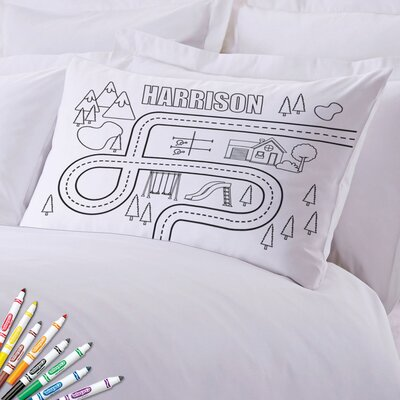 Add Color Kids Neighbor Custom Pillow Case