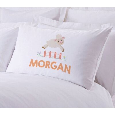 Personalized Counting Sheep Pillow Case