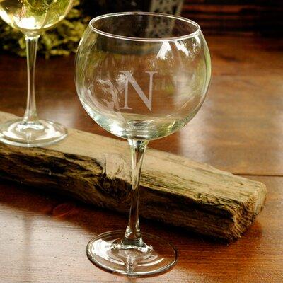 Ivey Personalized 20 Oz. Red Wine Glass RDBT1343 40894534