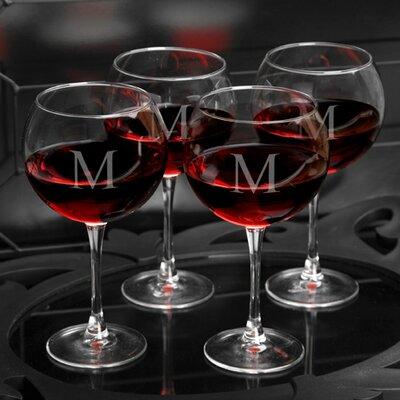 Jesup Personalized  20 Oz. Red Wine Glass RDBT1344 40894535