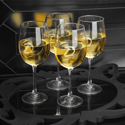 Alloway Personalized 19 Oz. White Wine Glass LTDR6358 40890627