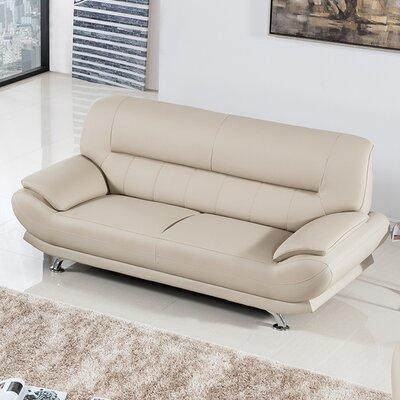 Mason Sofa Upholstery: Cream
